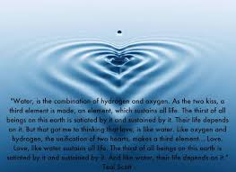 Water Quotes Mesmerizing Love Is Like Water Quote Blog Posts Teal Swan