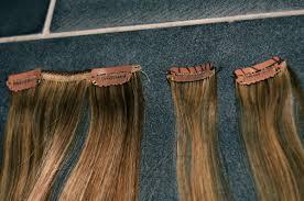 mr kate diy clip in hair extensions