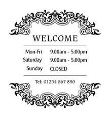 printable store hours sign business hours signs working sign philro post