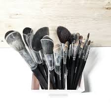 make it a habit to clean your makeup brushes at least a week if you use it daily or every two weeks if you don t use it as much