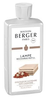 Lampe Berger Parfum Soft Cashmere 500 Ml De Lange Shop
