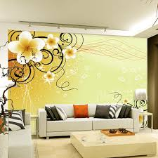Small Picture Aliexpresscom Buy Romantic Chinese Wallpaper Flowers Modern