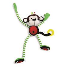 <b>Happy Monkey Baby Toy</b>   Becker's School Supplies
