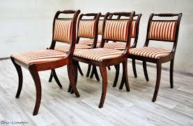 Mahagoni Antik Alt Tisch Esstisch Stühle In 32758 Detmold For