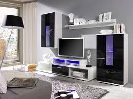 black gloss living room furniture set