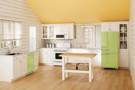Colored Kitchen Appliances Minimalist Kitchen Appliance Colors On And Brown Kitchen Cabi S