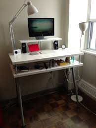 Four Steps to Make My Ikea Hack Standing Desk | Unruled Eyes | Masaki  Kondo's Blog