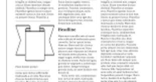 The Changing Times Newspaper Template 5 Handy Google Docs Templates For Creating Classroom