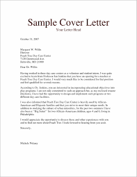 Examples Of Cover Letters For Resumes Cover Letter Career Synopsis Examples Cover Letter Resume 35