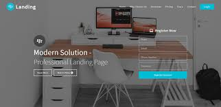 Responsive Web Design Login Page 20 Best Free Responsive Html5 Web Templates In 2018