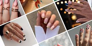 nail designs for a new years manicure