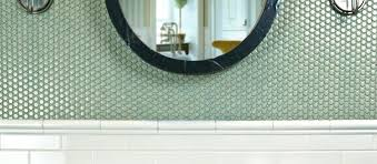 glazed pennyround collection nemo tile stone glazed pennyround penny round tile how to lay penny tile penny round