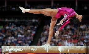 vault gymnastics gabby douglas. Grace Vault Gymnastics Gabby Douglas