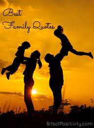Happy Family Quotes Simple Best Family Quotes