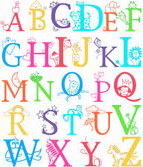 Clipart Letters The Alphabet Free 19