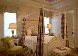 canopy bed with curtains – shopforchange.info