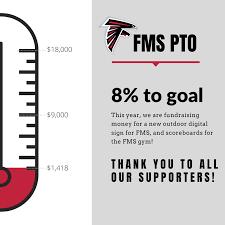 Fundraising status update - FMS PTO
