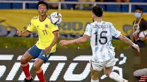 Colombia vs. Argentina - Resumen de ...