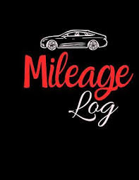 car mile tracker mileage log for car tracker notebook vehicle mileage