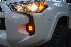 4runner Led Fog Lights 2014 2017 Toyota 4runner Fog Light Led Pod Replacement