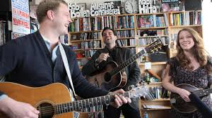 The <b>Lone Bellow</b>: Tiny Desk Concert : NPR
