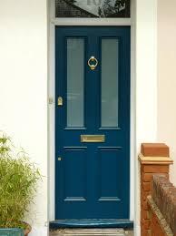 the london door company deep turquoise paint colour satin