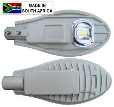 solar street lights made in south africa