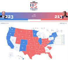 THE STANDARD - เกาะติด #เลือกตั้งสหรัฐ2020 ....