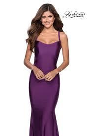 La Femme Prom Dresses Size Chart La Femme Prom Dresses Style 28568 La Femme