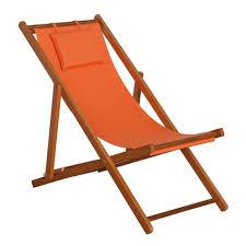 Siena Garden Faro Beach Liegestuhl Holz Textilene Garten Freizeit