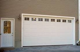 16 ft garage doorGarage Door Panels Replacement Tips  Homeremodelingideasnet