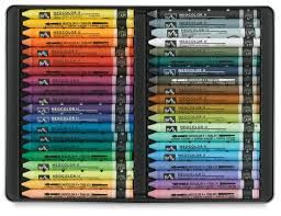 Caran Dache Neocolor Ii Artists Crayons