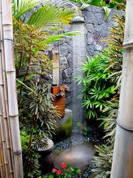 25 tropical outdoor shower design
