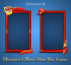 we re outfitting you with free custom made chinese new year frames to improve ctr for mobile game ads in your mobile marketing campaigns today