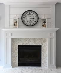 Tile Fireplace Makeover 15 Best Fireplace Ideas