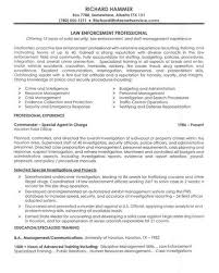 law enforcement resume objective httpgetresumetemplateinfo3225law security objectives for resume