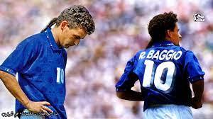 روبرتو باجو | أفضل لاعب في تاريخ إيطاليا - ذيل الحصان المقدس وأشهر ركلة  جزاء ضائعة في التاريخ - YouTube