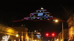 Colorado Lighting Salida Colorado Parade Of Lights