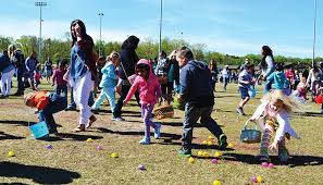 the 2018 hop to it easter egg hunt in indian trail happens march 24
