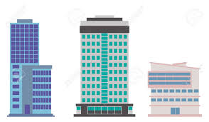 Build an office Backyard City Of Skyscrapers Building An Office Horizon On Transparent Background Set Of 123rfcom City Of Skyscrapers Building An Office Horizon On Transparent