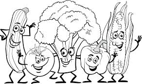 Print several sheets to keep kids entertained at your next dinner party or night out at the restaurant! Coloring Pages Food Pictures Whitesbelfast