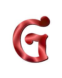 letter g letter g clipart