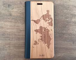 wooden iphone wallet covers and cases