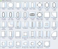 floor plan office furniture symbols. Layout Plan Of Software Business - Google Търсене Floor Office Furniture Symbols I