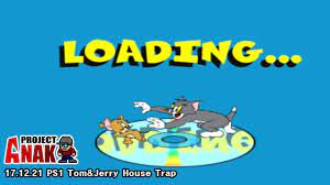 PS1] Tom & Jerry : House Trap - YouTube