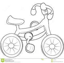 Bicycle Coloring Pages With Bike And Page - diaet.me