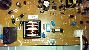 lg tv fuse. repair tips for magnavox, emerson and funai 40\ lg tv fuse d