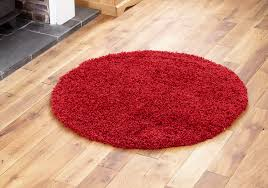 circle rugs thick soft pile gy modern large small best round rug cost