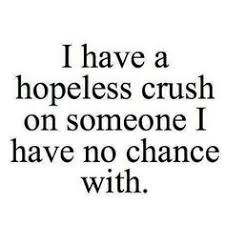 Crush Quotes on Pinterest | Secret Crush Quotes, Things About ... via Relatably.com