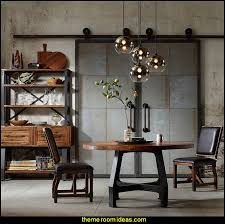 Industrial style furniture Oak Industrial Style Decorating Ideas Industrial Chic Decorating Decor Industrial Style Furniture Industrial Decor Graham Green Decorating Theme Bedrooms Maries Manor Industrial Style